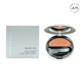BARBARA BORT BLUSH ON FARD COMPATTO COPRENZA MODULABILE 45 4,5 gr