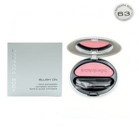 BARBARA BORT BLUSH ON FARD COMPATTO COPRENZA MODULABILE 63 4,5 GR
