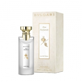 BULGARI EAU PARFUMEE EAU DE COLOGNE ACQUA DI COLONIA UNISEX AL TE BIANCO VAPORISATEUR NATURAL SPRAY 40ML