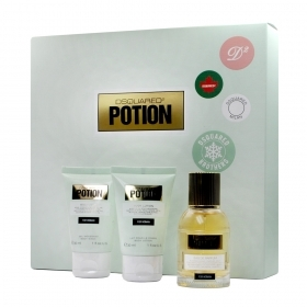 Dsquared2 Potion For Woman Set Profumo Edp Eau De Parfum 30ml Bagnoschiuma 30ml Crema Corpo 30 ml
