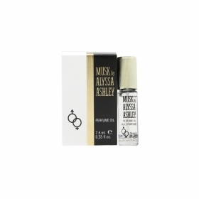 Alyssa Ashley Musk Olio Profumato Unisex 7,5 Ml