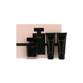 Narciso Rodriguez Set Profumo Donna Edt 50 ml Doccia Gel 75 ml Crema Corpo 75 ml