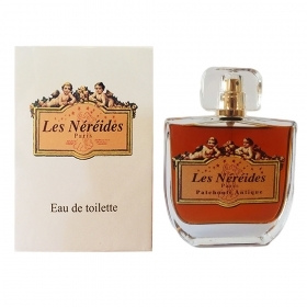 Les Nereides Patchouli Antique Profumo Unisex Edt Eau De Toilette 100 ML