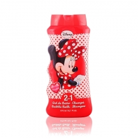 Disney Minni Shampoo E Bagnoschiuma Ultradolce Per Capelli Delicati 475 Ml