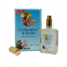 Gelsomino Di Sicilia Eau De Cologne Acqua Di Colonia Unisex Spray 100 Ml