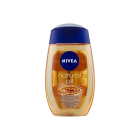 Nivea Natural Oil Gel Doccia O