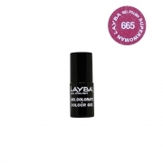 Layla Layba Smalto Gel Polish Uv Per Unghie Superwoman N 665