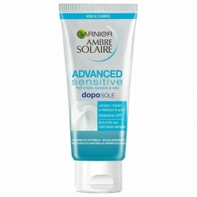 Garnier Ambre Solaire Advanced Sensitive Latte Doposole Per Pelli Chiare 200 Ml