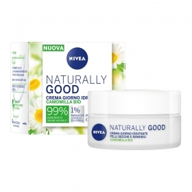 Nivea Naturally Good Crema Vis