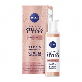 Nivea Hyaluron Cellular Filler Antigravita' Siero Viso Antimacchie Con Acido Ialuronico 30 Ml