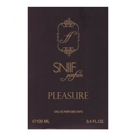 Sniif Parfum Pleasure Profumo Unisex Edp Eau De Parfum Spray 100 Ml
