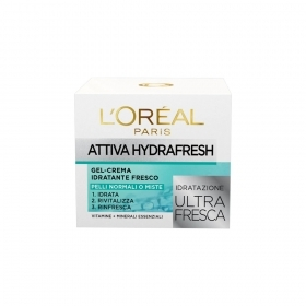 L\'Oreal Attiva Hydrafresh Gel