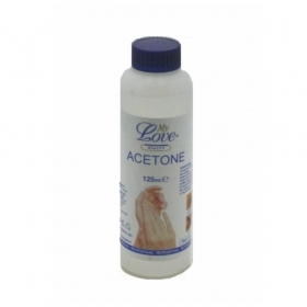 MY LOVE ACETONE 125ML USO PROF