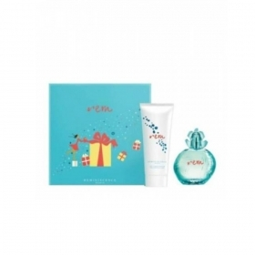 REMINISCENCE REM CONFEZIONE EDT EAU DE TOILETTE PROFUMO VAPO SPRAY 100 ml PIU' BODY LOTION CREMA CORPO 200 ml