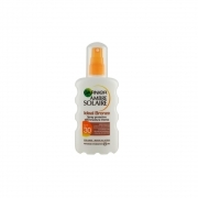 Garnier Ambre Solaire Ideal Bronze Spray Protettivo abbronzatura Intensa Ip 30 200 Ml