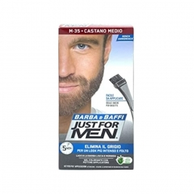 JUST FOR MEN BARBA E BAFFI COL