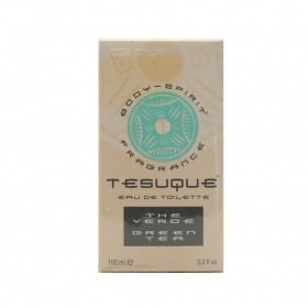 COSMIDEA BODY SPIRIT TESUQUE EAU DE TOILETTE EDT THE VERDE VAPO UNISEX 100 ml