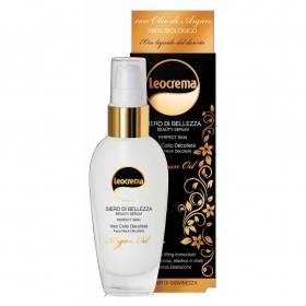 Leocrema Siero Di Bellezza Per Viso Collo Decollete Effetto Lifting 50 Ml