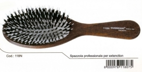 GUENZANI SPAZZOLA PROFESSIONALE PER EXTENCTION n. 118N