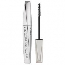 L'OREAL MASCARA CIL ARCHITECTE FALSE LASHES FIBRE EFFETTO 4 DIMENSIONI 10.5 ml