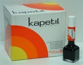 KAPETIL LOZIONE COLORANTE BRUNO 1 FIALA  DA 17ml