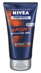 NIVEA GEL FISSANTE PER CAPELLI HAIR CARE SPORT STYLING MEGA FORTE 150 ml