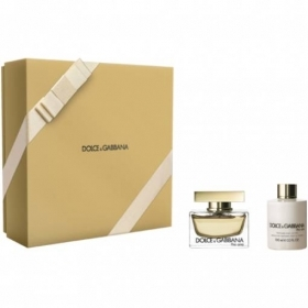 Dolce E Gabbana The One Confezione Regalo Donna Profumo Edp 50 Ml Body Lotion 100 Ml