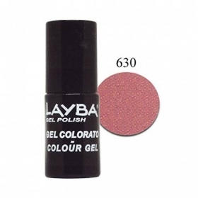 Layla Layba Smalto Gel Polish Uv Per Unghie Semipermanente Your Touch 630